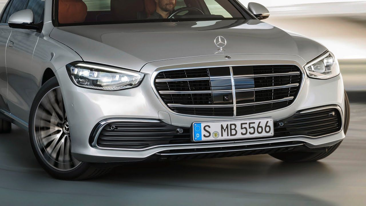 New S Class W223 First Look For The Icon Of The Technology And Luxury Mercedes Models S Class Mercedes S Class