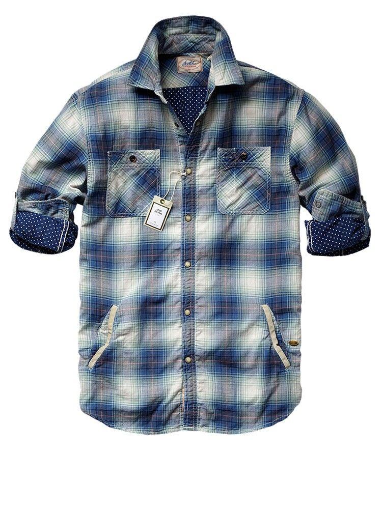 Scotch /& Soda Boys Bonded Shirt Blouse