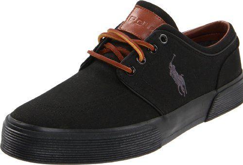 Polo Ralph Lauren Men s Faxon Low Sneaker  5acc8130e8a