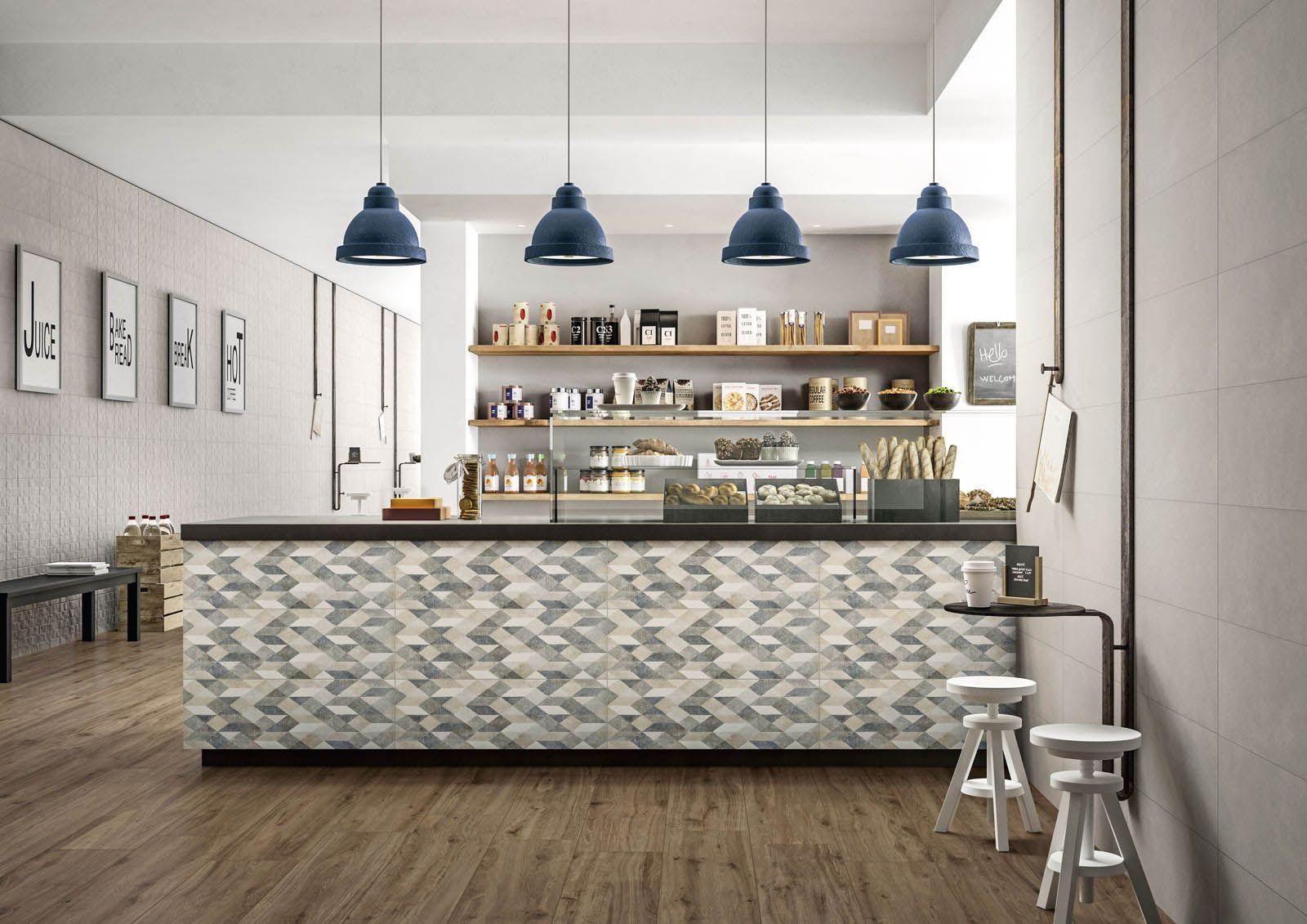 Chalk - Wandverkleidung in Zementoptik | Marazzi | Architektur ...