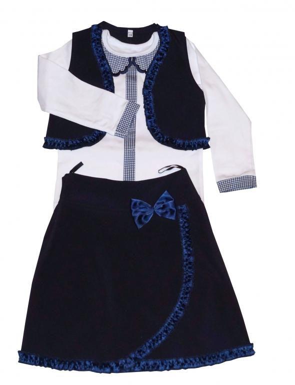 Elegancki Zestaw Spodniczna Bluzka Bolerko 116 Pl 5620106966 Oficjalne Archiwum Allegro Fashion Cheer Skirts Skirts
