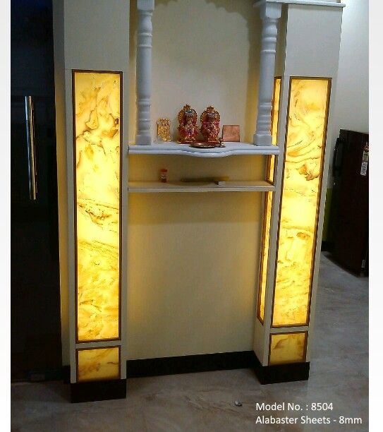 Jammu In 2020 Alabaster Sheet Pooja Rooms Ladder Decor