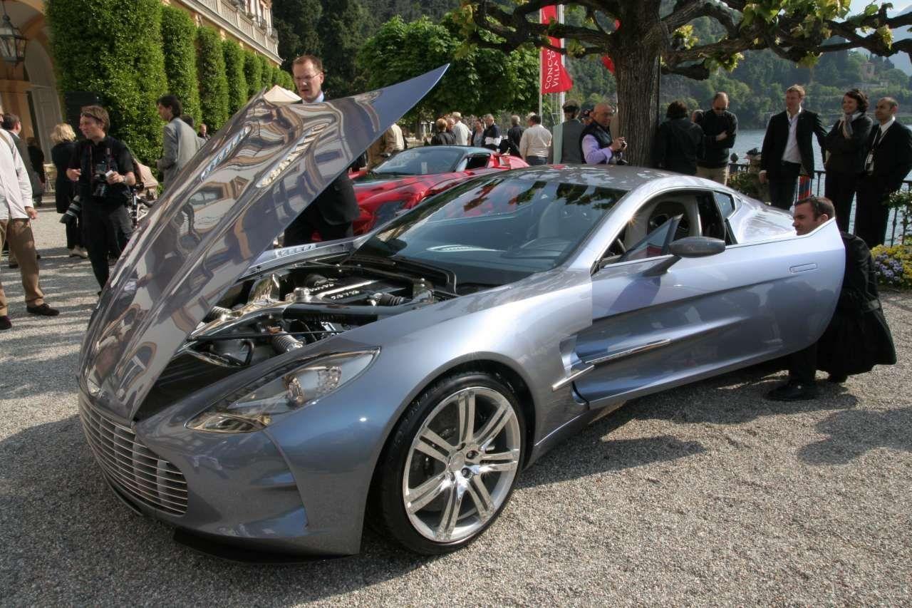 Aston Martin One 77 Carros Y Motos Aston Martin Automocion