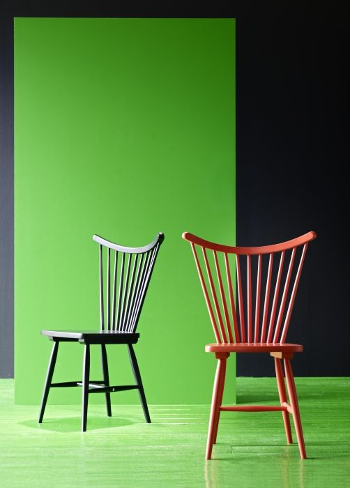 TRENDIG 2013 limited edition chair: The name TRENDIG stems from the back-and-forth dialogue between the two cultures. The result is a fusion of Chinese culture and Scandinavian design – a collaboration between designers and technicians from both countries. (coming February 1st!)