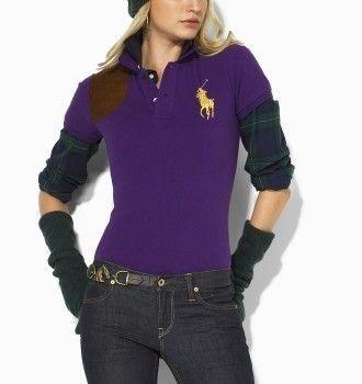 ralph lauren polo outlet online Femme noir rouge http   www.polopascher.fr  06b9be71409f