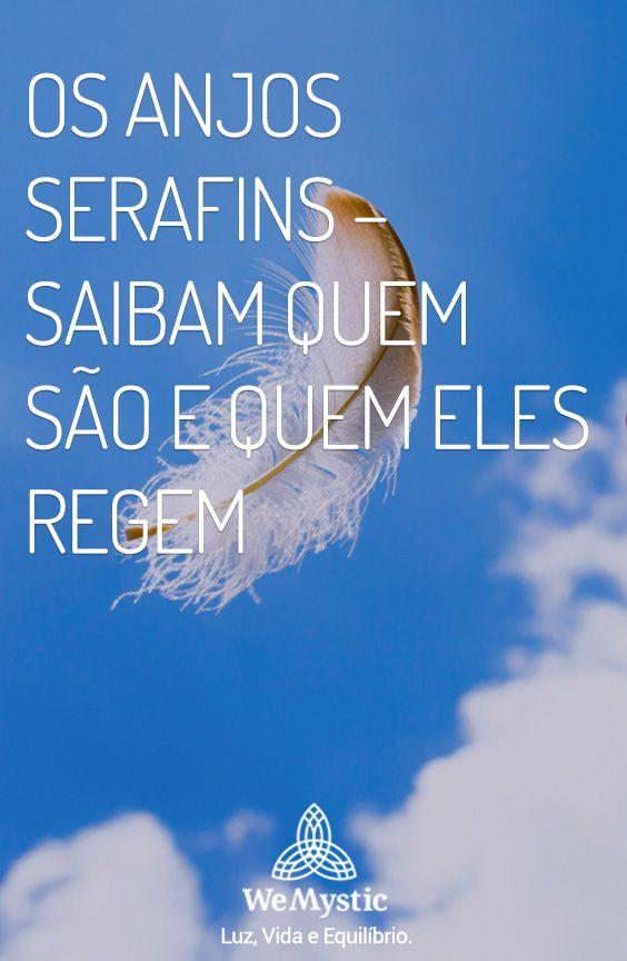 Os Anjos Serafins Saibam Quem Sao E Quem Eles Regem Anjo