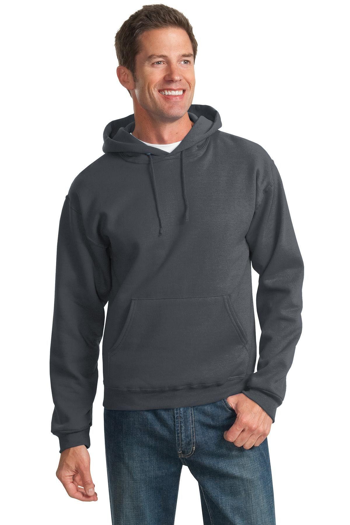 Jerzees Big Boys Drawcord Pullover Hooded Sweatshirt