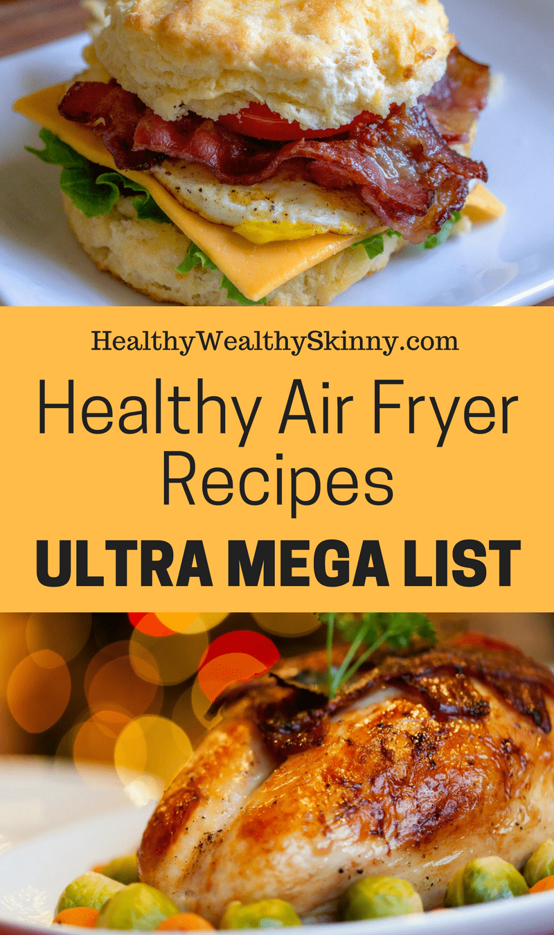 70+ Air Fryer Healthy Recipes For All Meals (2019) images