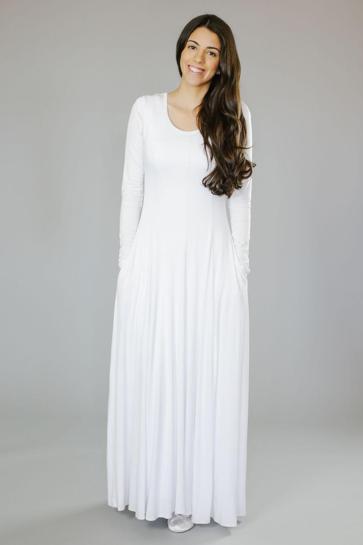 Hero Temple Dress Temple Dress Pattern Lds Temple Dress [ 1500 x 1000 Pixel ]