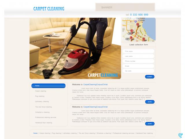 Local Carpet Cleaning Company Seeks Web Design For Lead Generation Site Local Carpet Cleaning Compan Carpet Cleaning Company How To Clean Carpet Contest Design