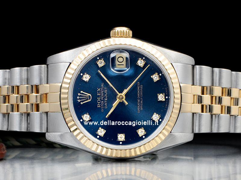 miglior servizio a7403 8f1d4 Rolex Datejust Medio Boy Size - Ref. 68273 Cassa 31mm in ...