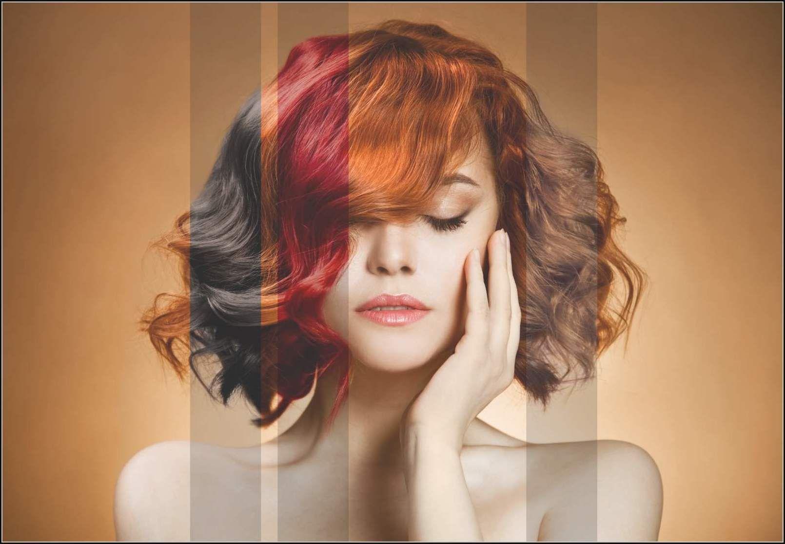 Spezielle Haarfarben 2017 Frisuren Damenfrisuren Bobfrisuren