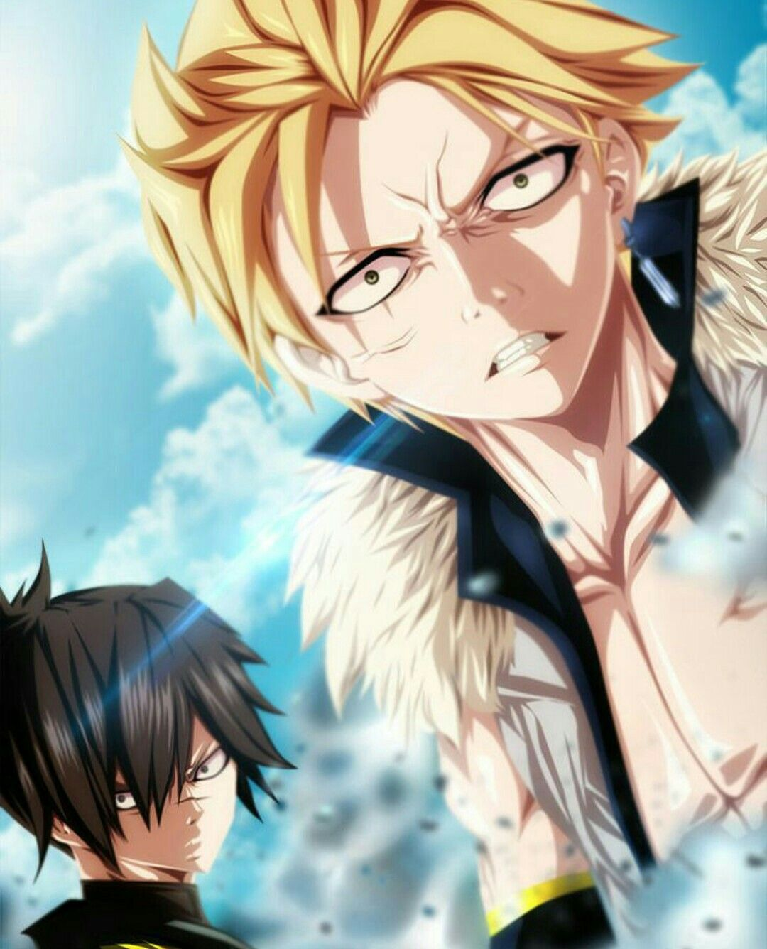Pin by Kylie Bowman on Fairy Tail.
