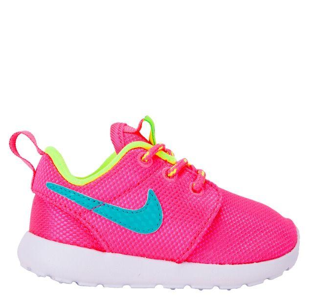 Nike Enfant Roshe Rose