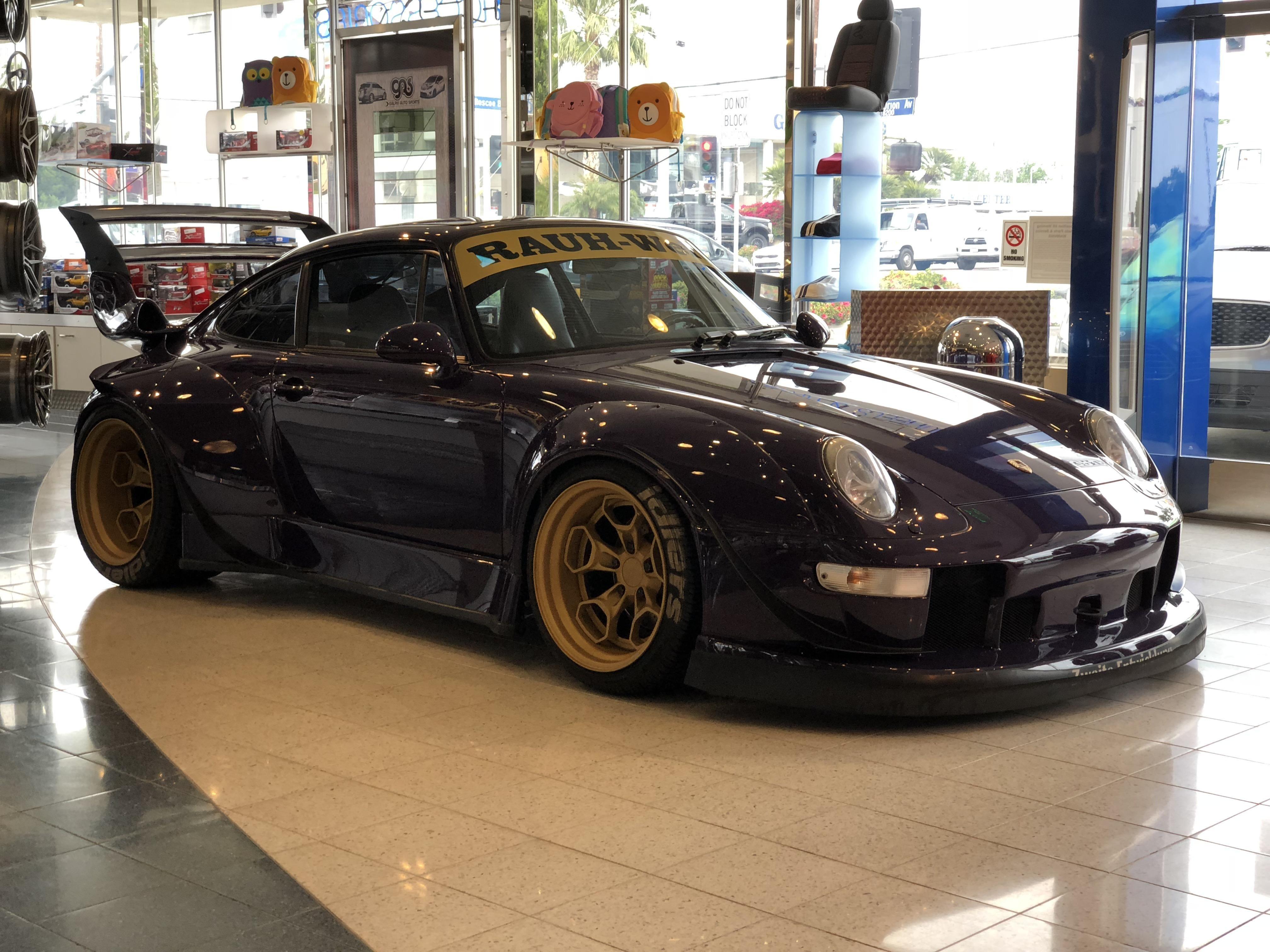 Rwb Porsche 4032x3024 Oc