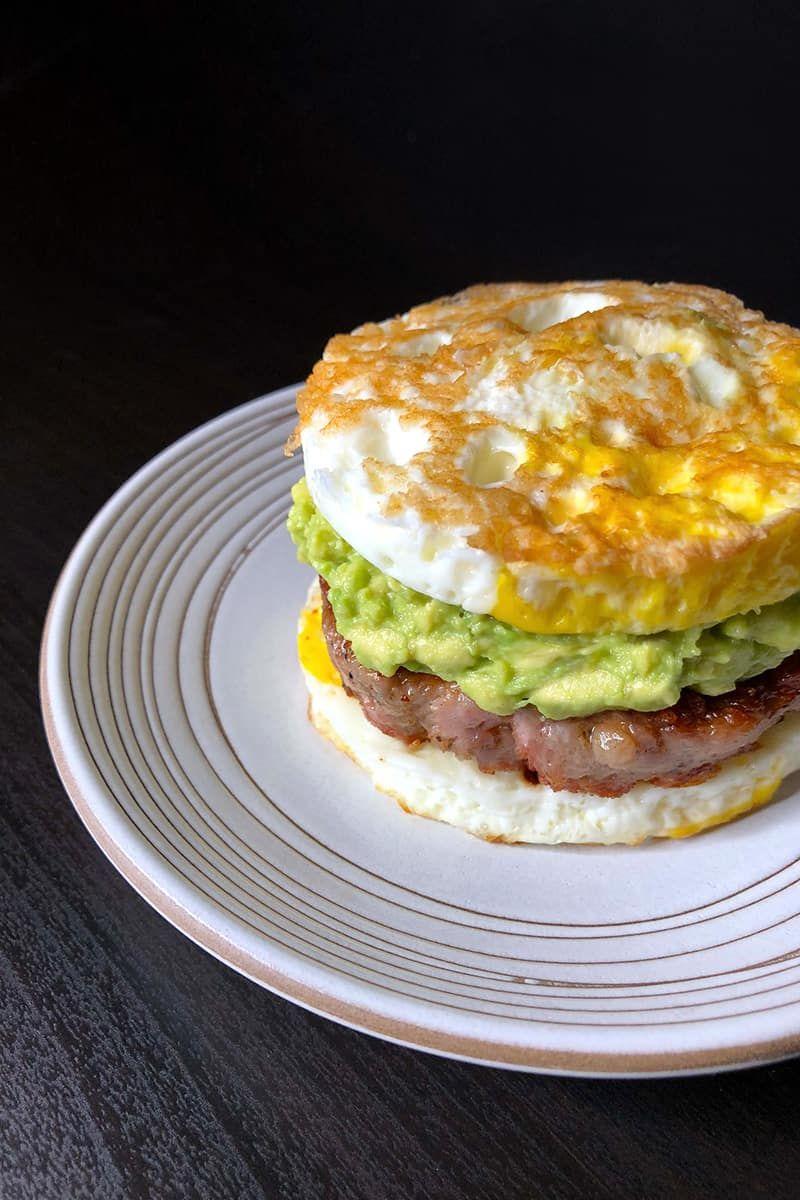 Photo of Paleo Sausage Egg McMuffin – Nom Nom Paleo®