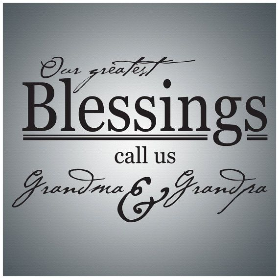 Our greatest blessings call us grandma & by AtomicImprints on Etsy, $14.88