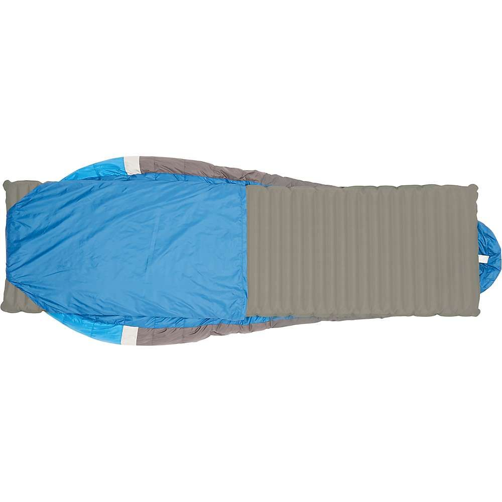 Sierra Designs Backcountry Bed 35 Degree Sleeping Bag Design