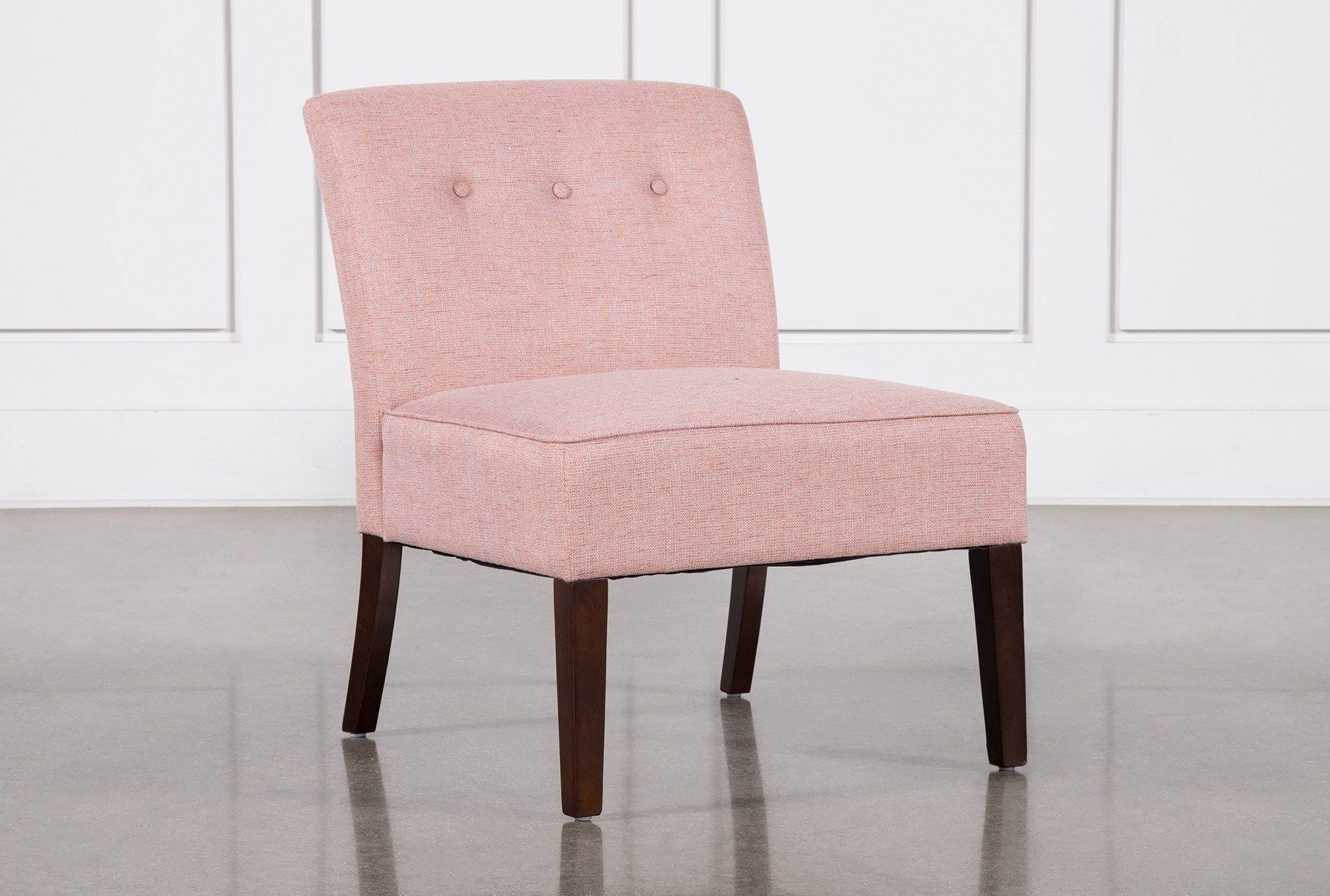 Best Rosie Blush Accent Chair Accent Chairs Blush Accents Chair 400 x 300