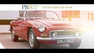 Peter Best Insurance Services – Classic Car Insurance Ad