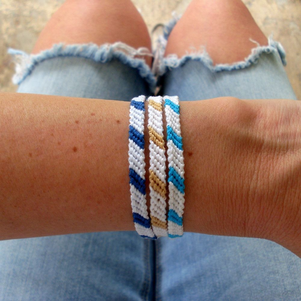 Summer Bracelets In Beach Colors Mix N Match To Grab Your