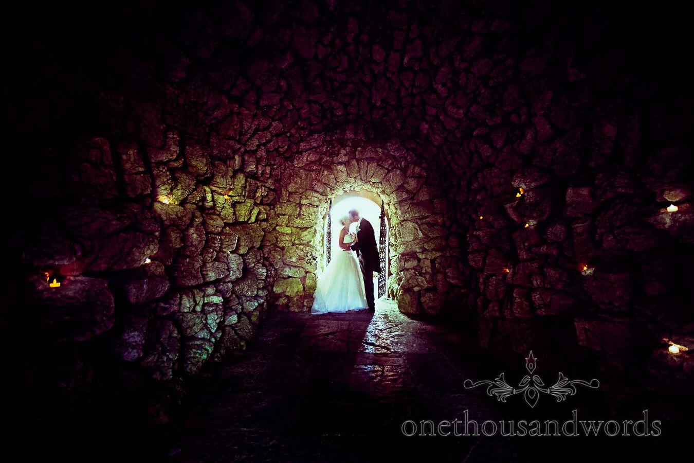 Italian Villa Wedding Photographs From Mel Al S Spectacular At Venue And Sandbanks Hotel Dorset By One Thousand Words