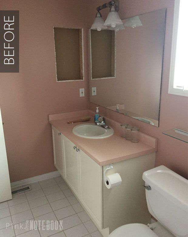 Exceptionnel How To Makeover An Outdated Bathroom On A Budget