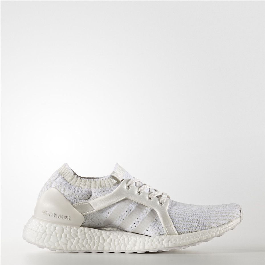 new product e36a2 e4b92 Adidas UltraBOOST X Clima Shoes (Running White Ftw   Pearl Grey)