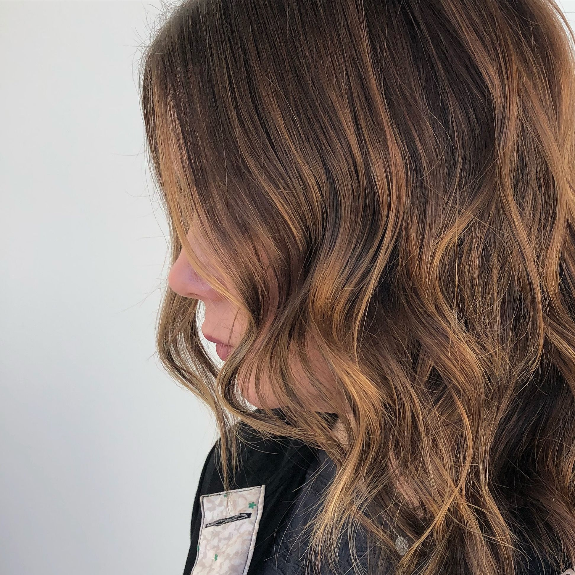 Balayage Hand Painting Hair Color Techniques Boliage Hair Baliage Hair