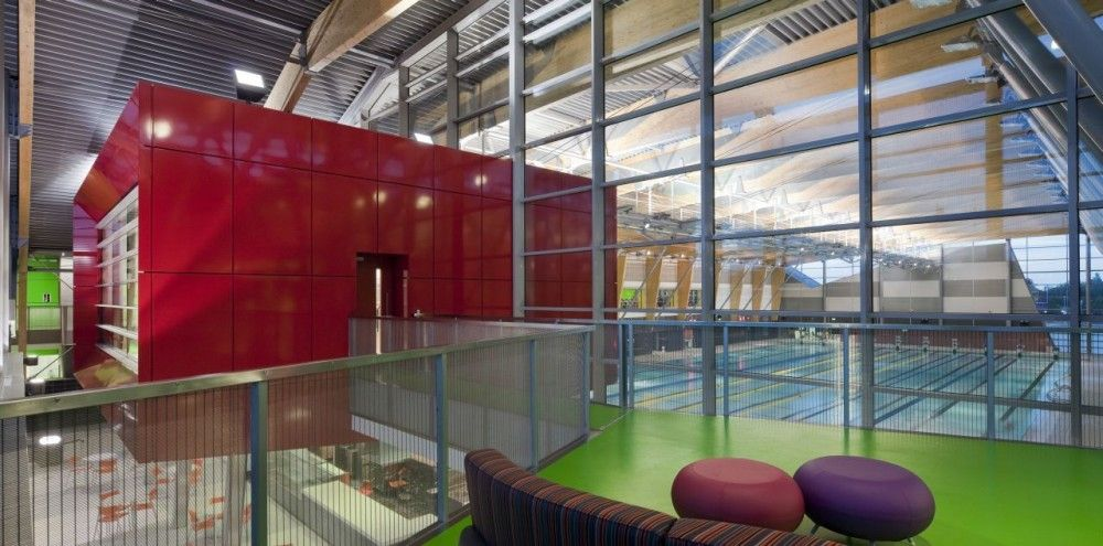 UCD Student Centre / FKP Architects