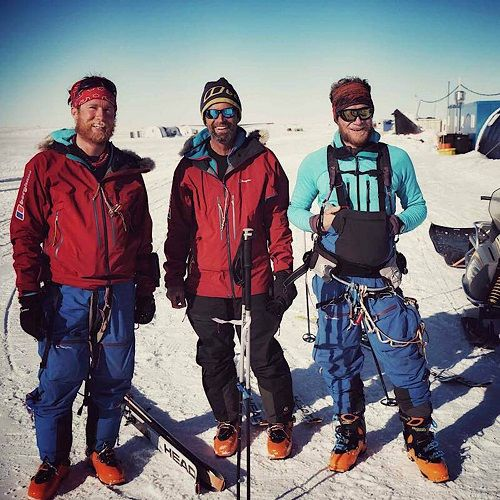 Cumbrian adventurer Leo Houlding completes Antarctic expedition https://www.cumbriacrack.com/wp-content/uploads/2018/01/The-Spectre-team-reaches-Union-Glacier-l-r-Leo-Houlding-Mark-Sedon-Jean-Burgun-photo-credit-Berghaus.jpg Cumbrian climber and adventurer Leo Houlding has sent back his final report from the Antarctic to expedition partner Berghaus    https://www.cumbriacrack.com/2018/01/11/cumbrian-adventurer-leo-houlding-completes-antarctic-expedition/