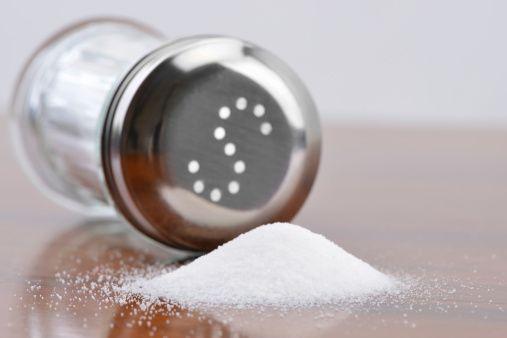 Study: Salt intake drop leads to 40% fewer CVD deaths   Nursing in Practice