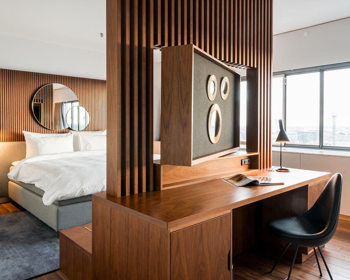Royal Hotel — Copenhagen, Denmark