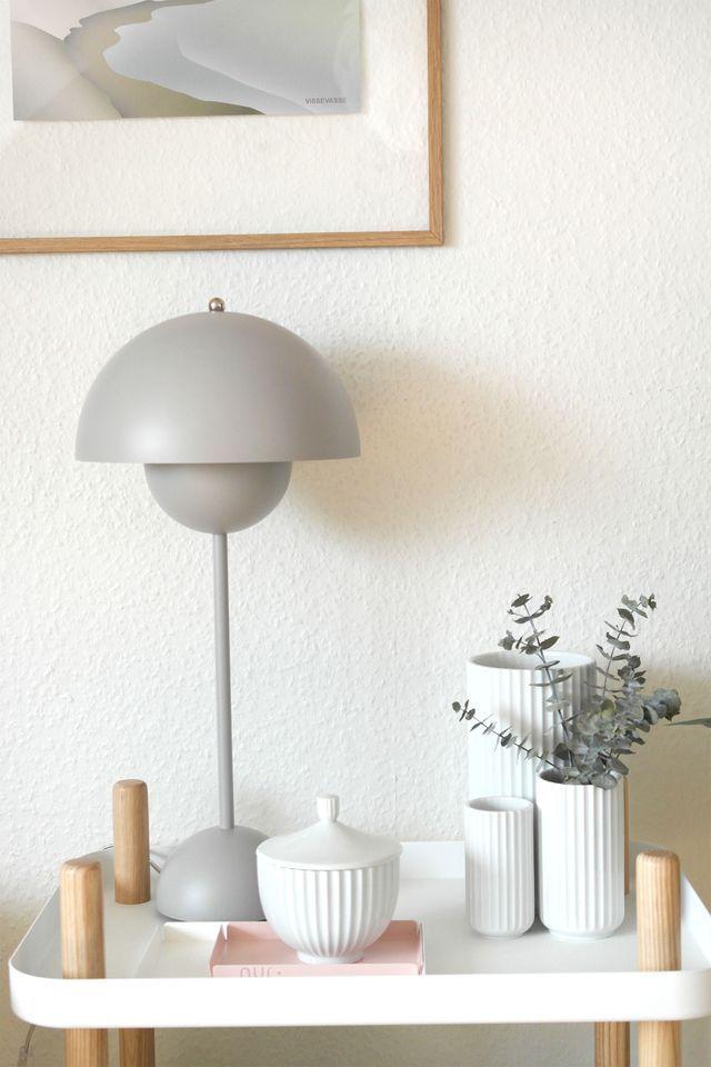 en verner panton flowerpot bordlampe og tilbud living by. Black Bedroom Furniture Sets. Home Design Ideas