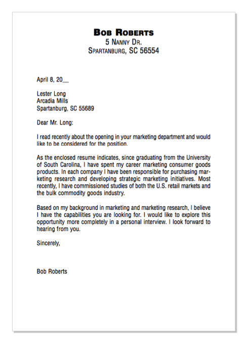 Images Of Cover Letters Example Of Marketing Consumer Cover Letter  Httpexampleresumecv .