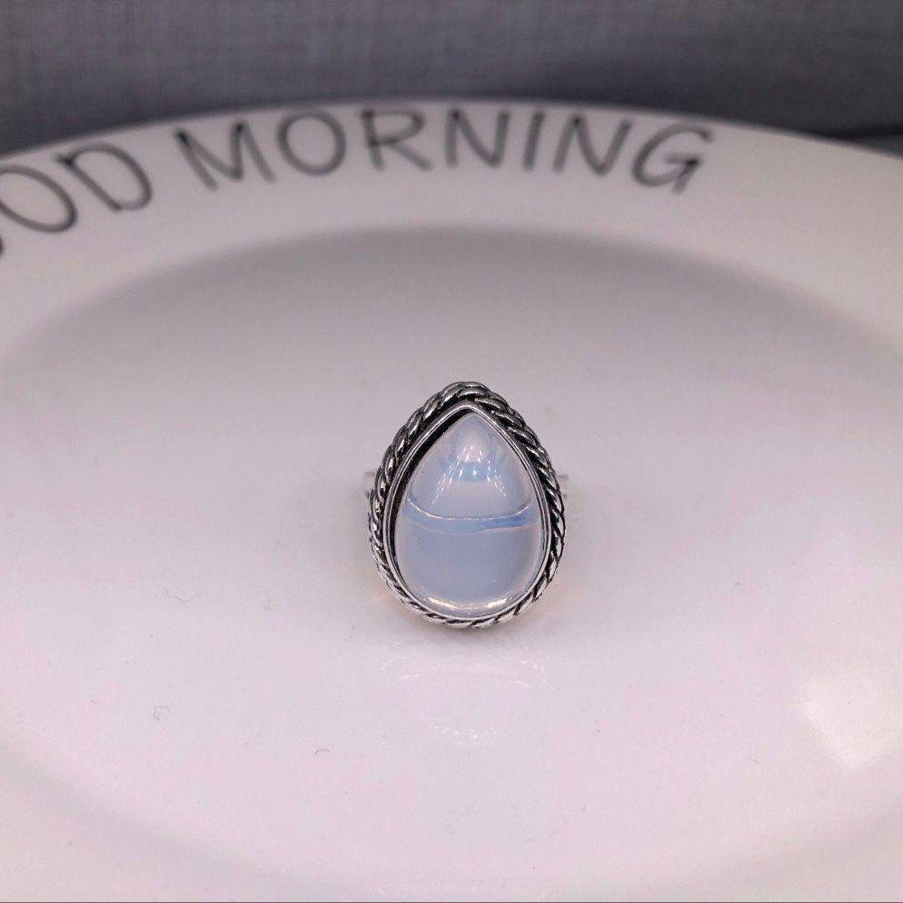 Goodtrade8 1 Pack Women Crystal Engagement Rings Best Promise