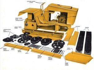 Magnatrac Pic 15 Technologija Tractor Implements