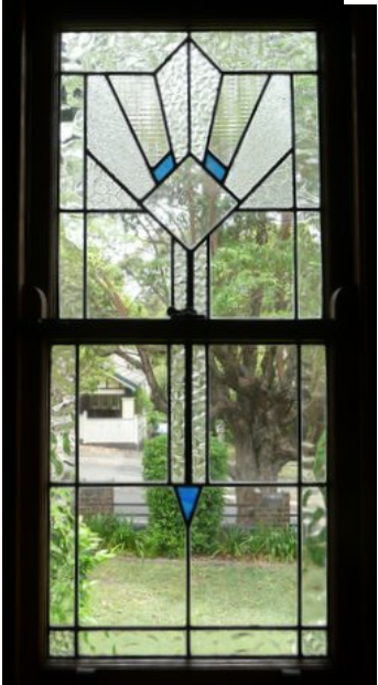 Artarmon Progress Association - Leadlights of Artarmon & another simple but nice pattern. | stained glass | Pinterest ...