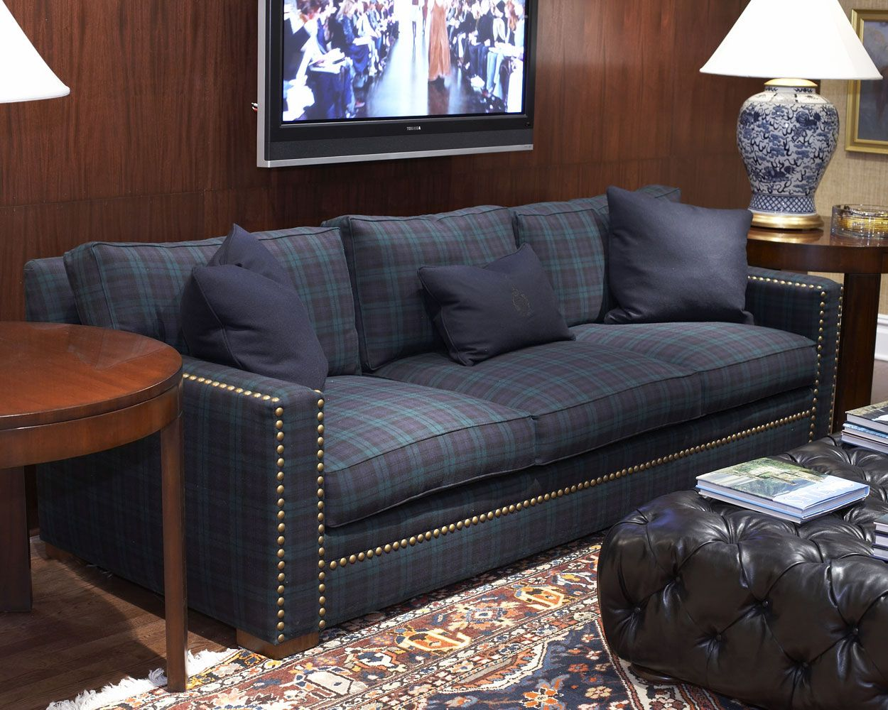 Ralph Lauren Cape Lodge Sofa Www.PacificHeightsPlace.com