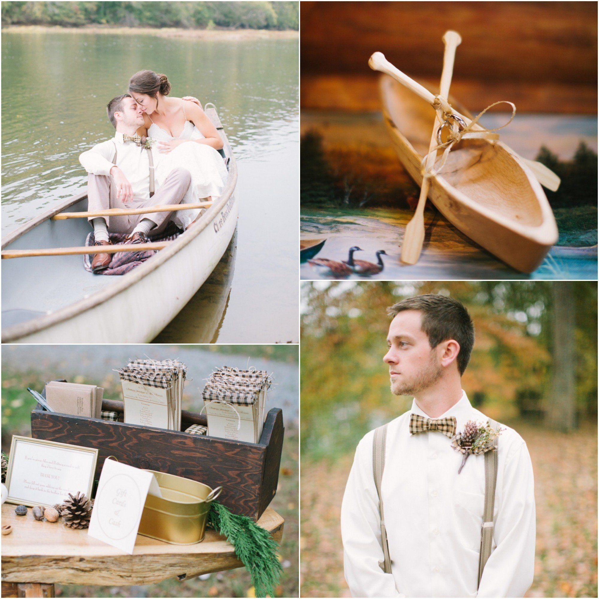 Lake Rustic Wedding