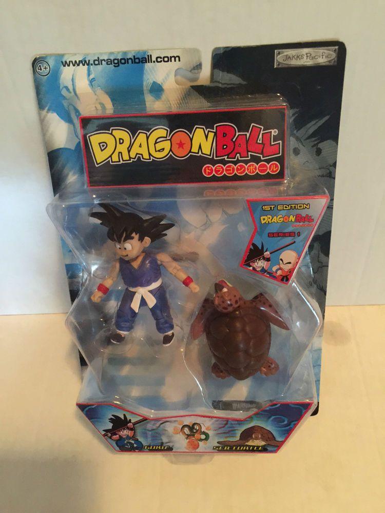 Dragon Ball Z 1st Edition Goku Ser Turtle