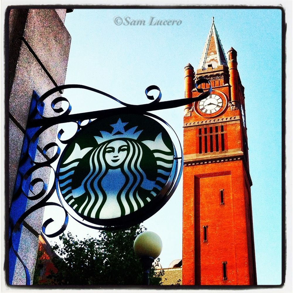 Starbucks near Union Station