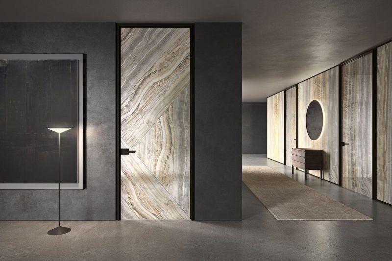 Casa Moderna Henry glass | Porta interna, Porte vetro