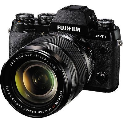 Fujifilm X T1 Mirrorless Digital Camera With 18 135mm Lens Best Digital Camera Fujifilm Camera Fujifilm