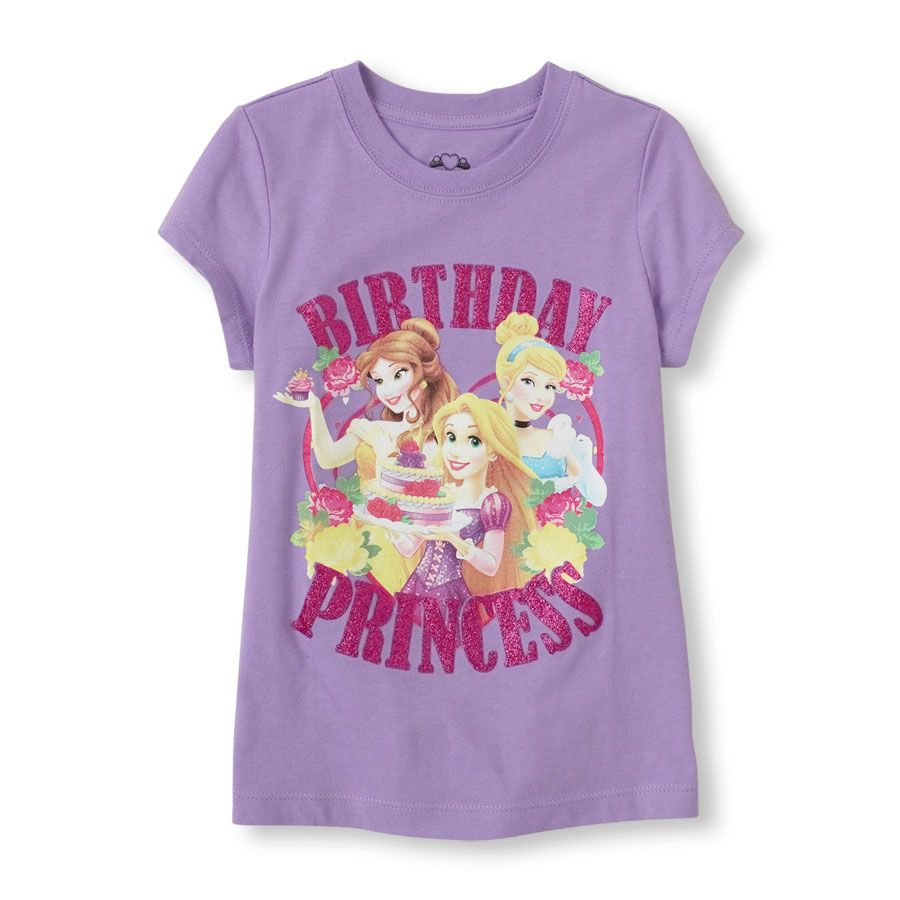Birthday T Shirts Childrens Place