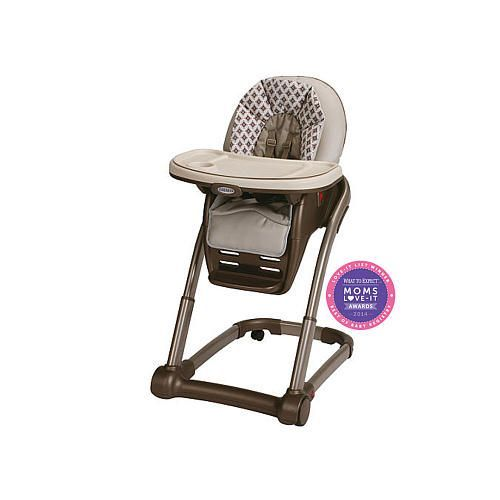 Our Exclusive Graco Blossom 4 In 1 High Chair Converts For Your