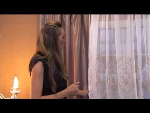 Saving Energy with Curtains - YouTube