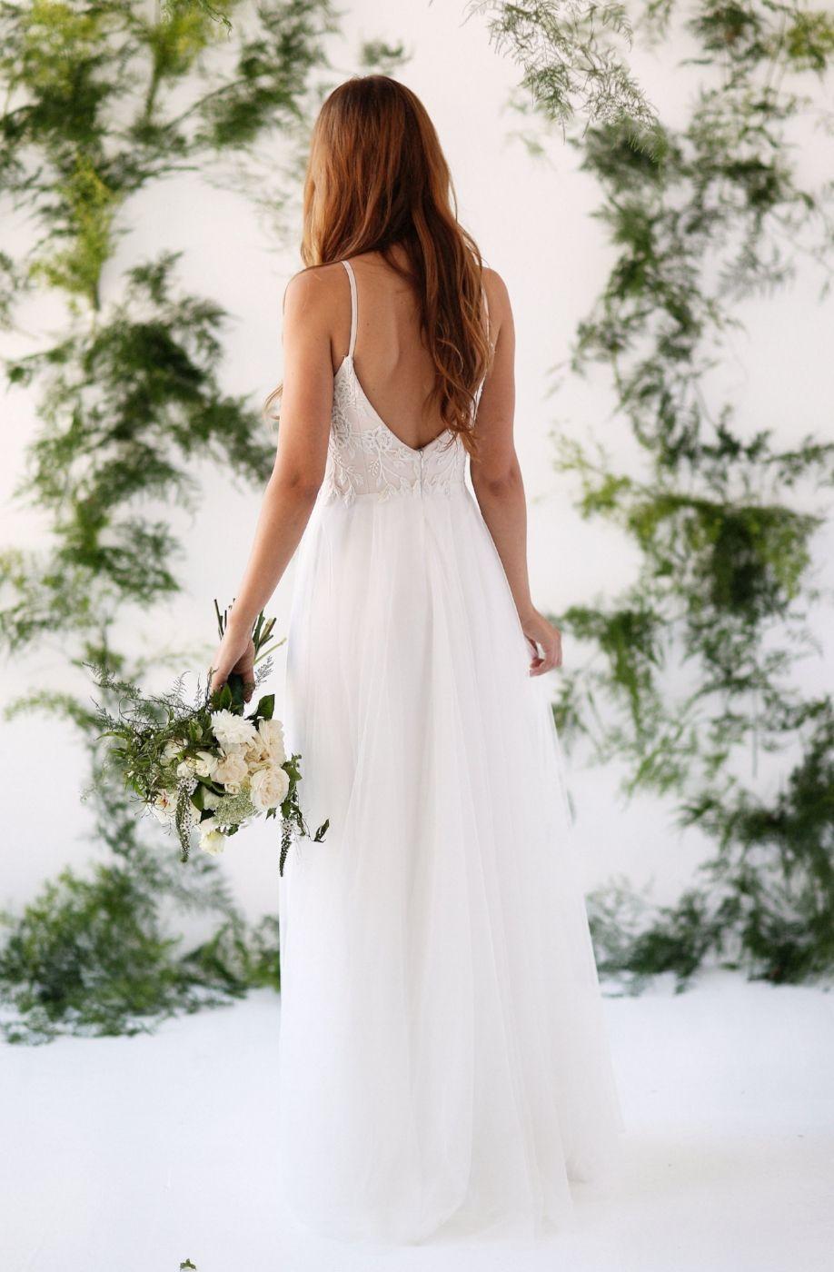 Marina semone wedding dress victoria dress boho bride romantic