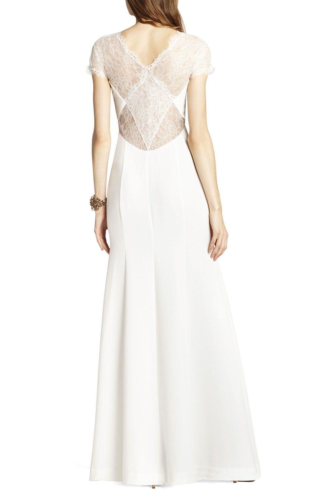 Bcbg Wedding Dress Max Azria Bridal 2 Onewed Com Evening