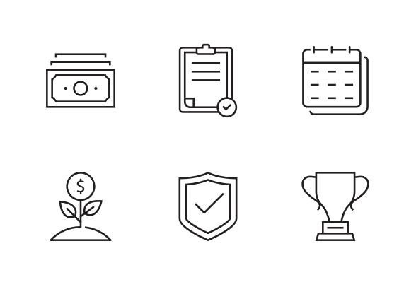 Business Strategy Icons By Irfan Widiyanto Business Strategy Buy Icon Icon